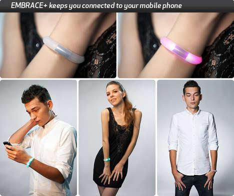 Simplistic Smartphone Bracelets