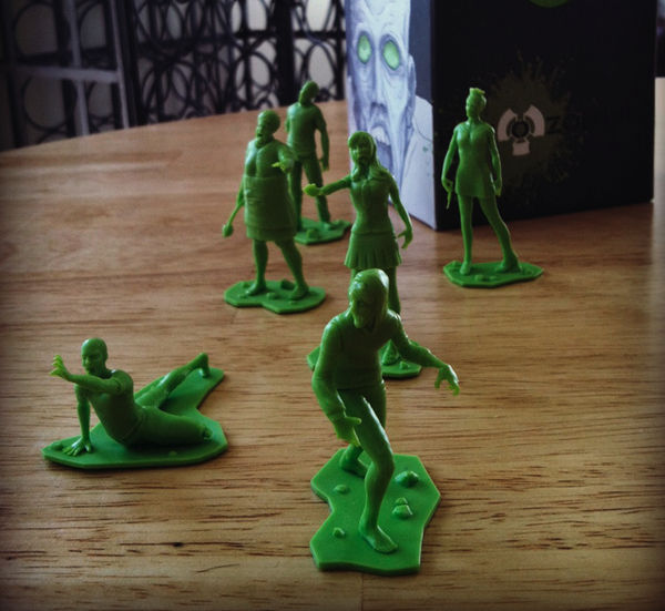 20 Examples of Tiny Toy Soldiers