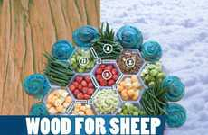 Resourceful Board Game Recipes - The Settlers of Catan Cookbook Brings Trading to the Kitchen