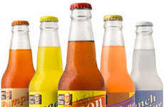 Food-Flavored Sodas - Lester's Fixins Food Sodas Include Bacon, Buffalo Wing and PB and J