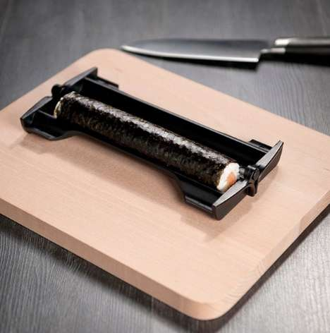 Simple Sushi-Rolling Machines