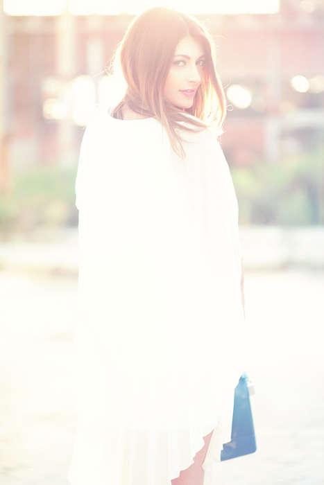Blinding Fashion Photography