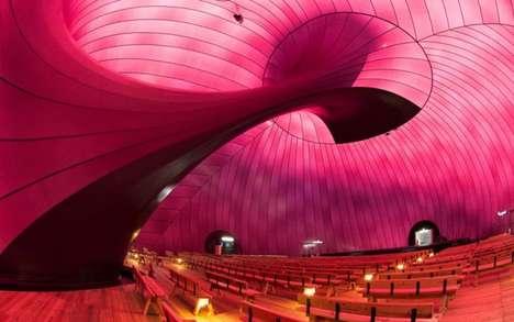 Ballooning Concert Halls