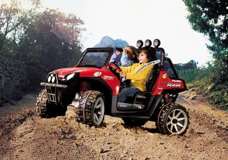 Chlidren's Off-Road Vehicles