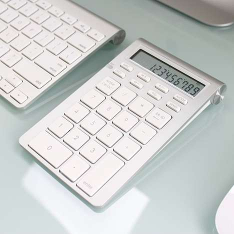 Revamped Keypad Calculators