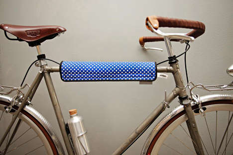 Patterned Bicycle Protectors