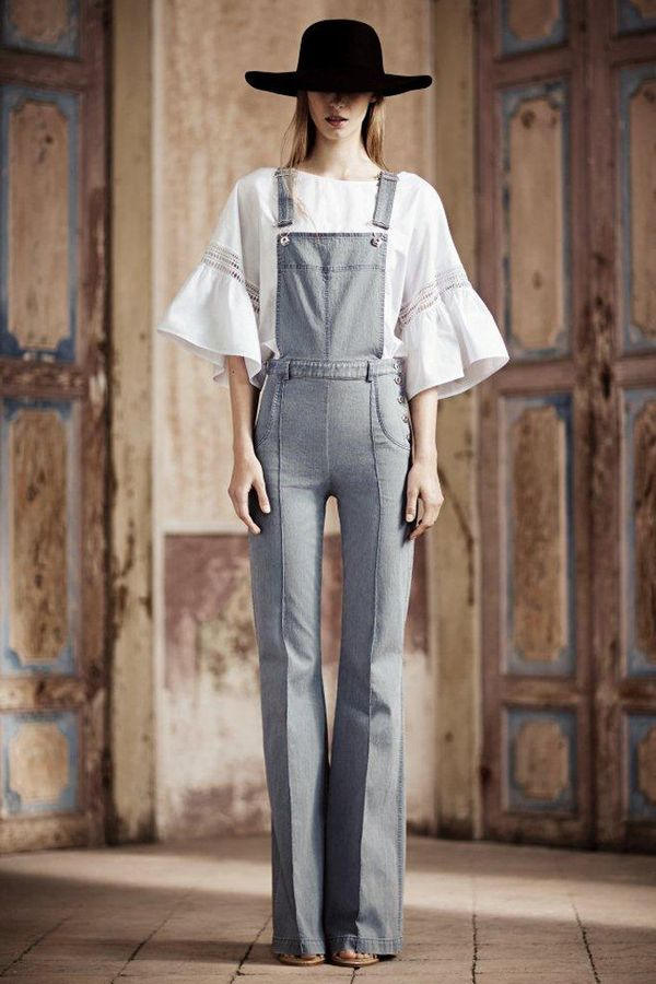 16 Modern Examples of Stylish Overalls
