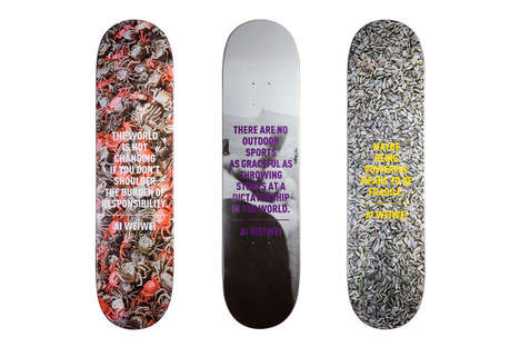 Luxe Skateboard Decks