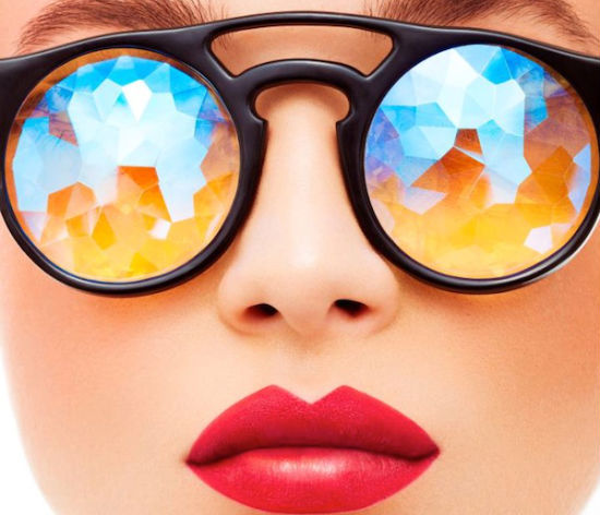 100 Overly Dramatic Eyewear Designs