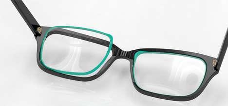 Convertible Prescription Specs
