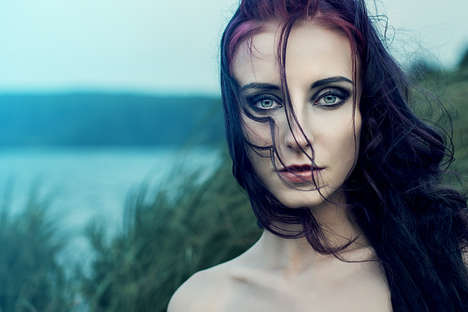 This 'Mermaid' Photography Shoot Captures Beauty Out of Water