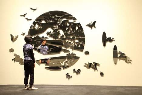 Reflective Landscape Art