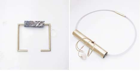 Modernist Mineral Accessories
