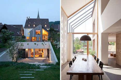 Elegant Renovated Farmhouses