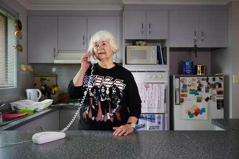 Grunge Granny Galleries
