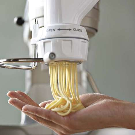 Pasta Press Attachments
