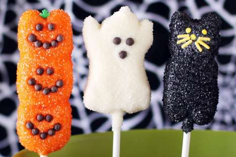 Simplistic Halloween Pop Recipes