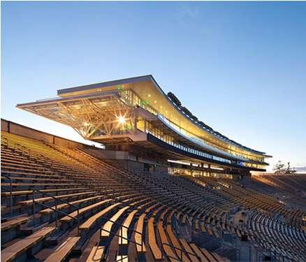 Quake-Resistant Stadiums