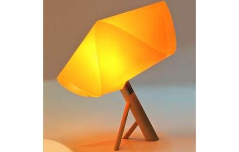 Curled Shade Illuminators