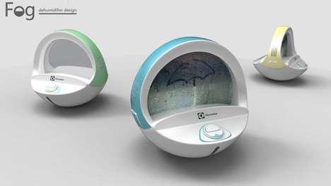 Interactive Atmospheric Appliances