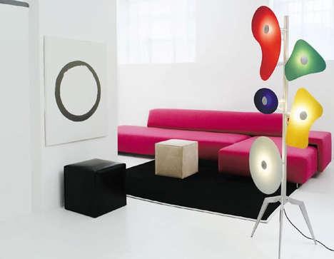 Colorful Blob Illuminators