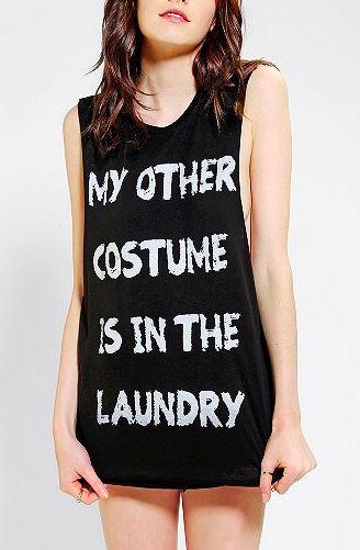 50 Subtle Halloween Costumes
