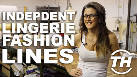 Independent Lingerie Fashion Lines