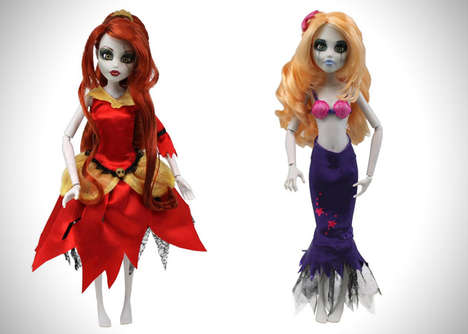 Children's Zombie Apocalypse Dolls