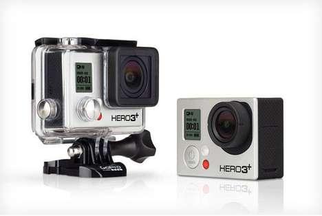 Increasingly Compact Cameras
