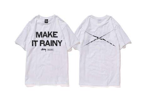 Rain-Inspired Outerwear