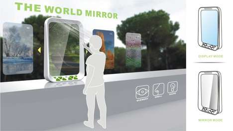 Virtual Reality Windows