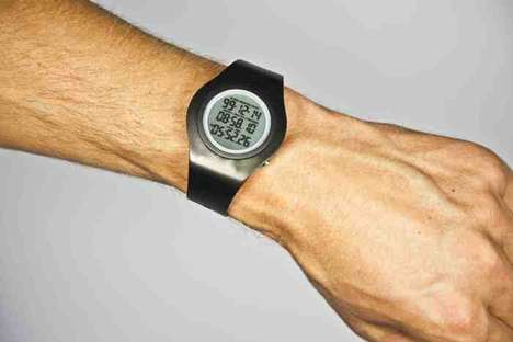 Death-Tracking Timepieces - The Tikker Watch Tells You the Time and How Long You Have to Live