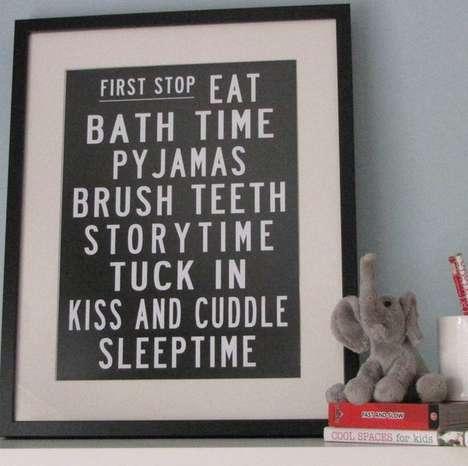 Slumber-Prepping Posters