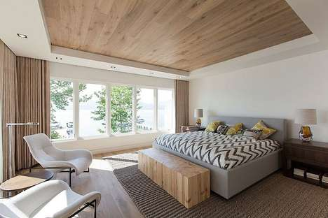 Creatively Inspiring Shoreside Homes - Robert Bailey Interiors Used Surroundings to Get Creative