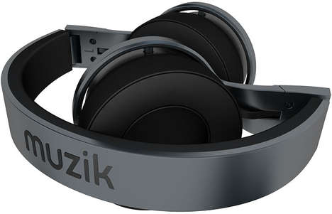 Music-Sharing Headphones