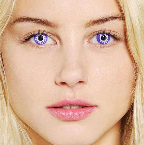 Star Contact Lenses