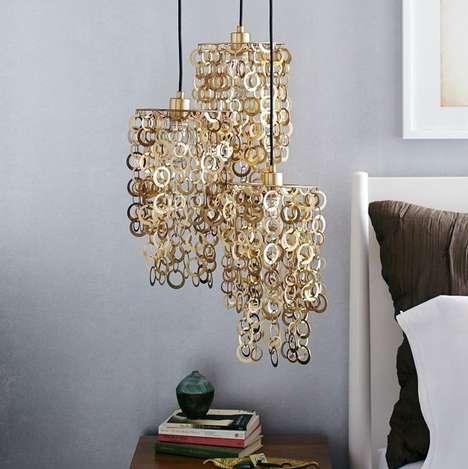Opulent Medallion Lighting