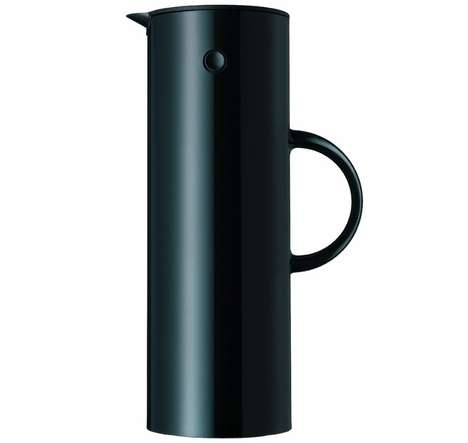 Sleek Vacuum-Sealed Carafes - The Stelton EM77 Vacuum Coffee Jug is More Than a Thermos
