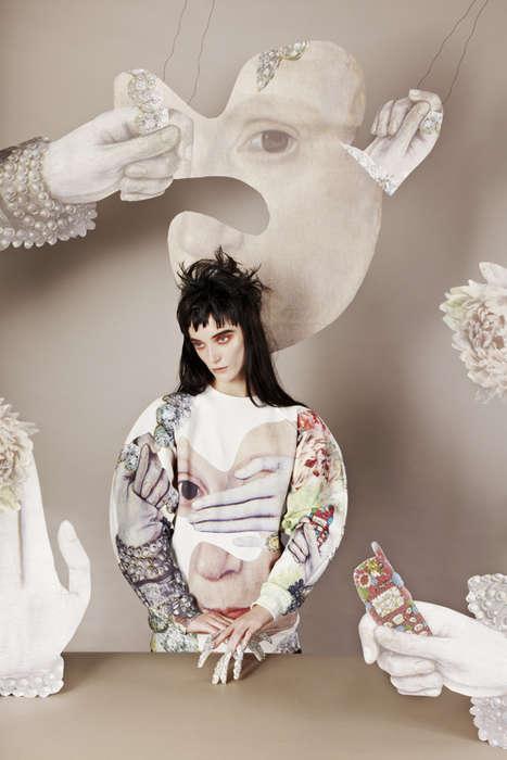 Picasso-Inspired Fashion Editorials