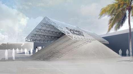 Designer Sand Castle Structures