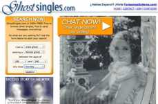 Love-Seeking Phantom Sites - Ghost Singles Helps Lonely Spirits Find Love