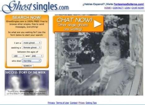 Love-Seeking Phantom Sites