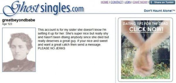 Ghost singler dating