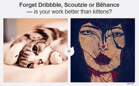 Comparative Cat Websites