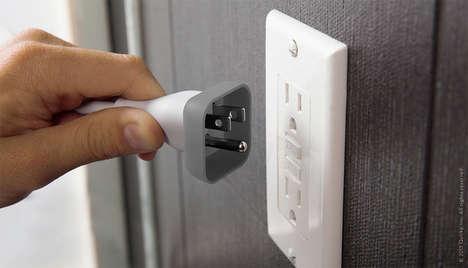 Shock-Shielding Plugs