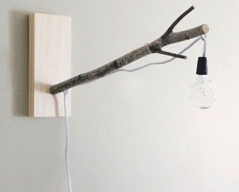 29 Examples of Tree Branch Decor