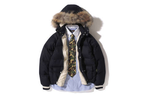 Preppy Street-Inspired Clothing