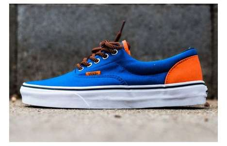Basketball-Inspired Skate Shoes