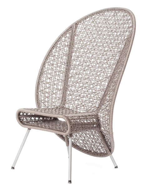 Curvaceous Patio Chairs