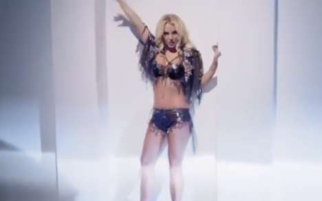Pop Icon Mashup Videos